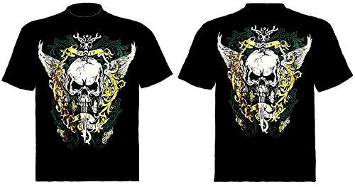 Skull Shirt SCHWERT TOTENKOPF