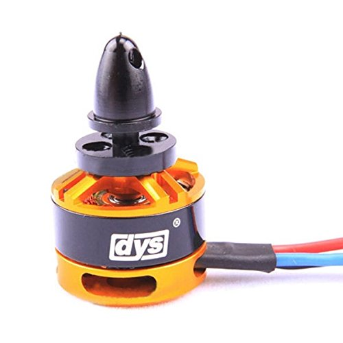 DYS BE1806 2300KV Brushless Motor 2-3S for Mini Multicopters Multicopter Parts