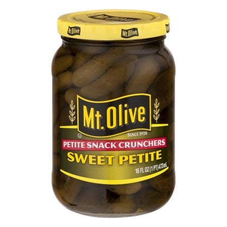Mt. Olive, Sweet Petite Snack Crunchers (Pack of 36)