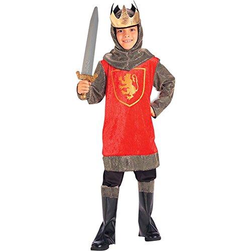 King Child Costume - Forum Novelties Crusader King Child Costume, Medium