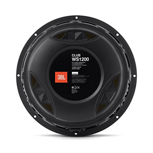 JBL CLUB WS1200 12'' Shallow-mount Subwoofer by JBL (Image #1)