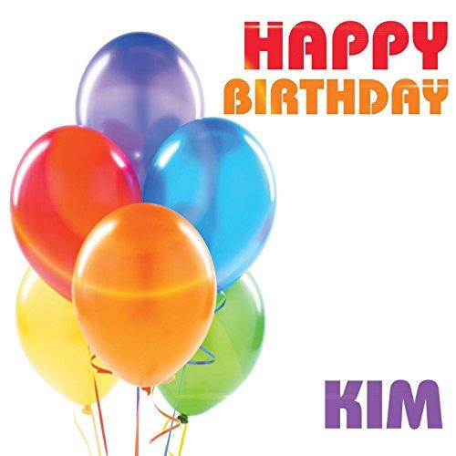 Happy Birthday Kim By The Birthday Crew On Amazon Music Amazon Com