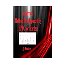 Analytical Method Development by HPLC For Starters