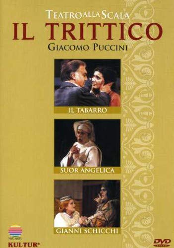 Puccini - Il Trittico (Il Tabarro / Suor Angelica / Gianni Schicchi) / Gavazzeni, La Scala