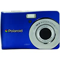 Polaroid i1037 10.0 MP Digital Still Camera (Blue) Key Pieces Review Image