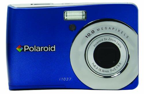 (Polaroid i1037 10.0 MP Digital Still Camera (Blue))