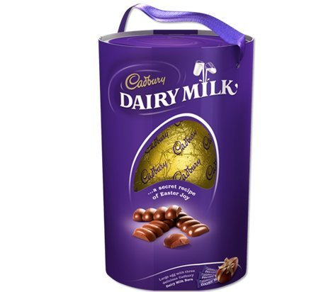 Cadbury Dairy Milk Easter Egg Large