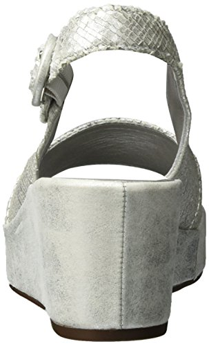 Högl silber7600 03 Kiler Sandaler 3206 10 Kvinder Sølv 5wHpx7B7