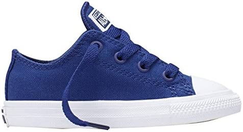 Converse Chuck Taylor All Star II Ox Sodalite Blue Textile Baby