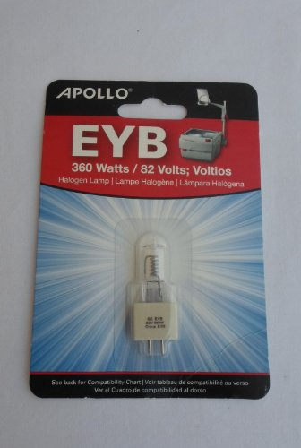 Apollo Overhead Projector EYB Replacement Bulb