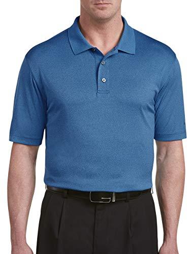 Reebok Golf Speedwick Heathered Polo Shirt