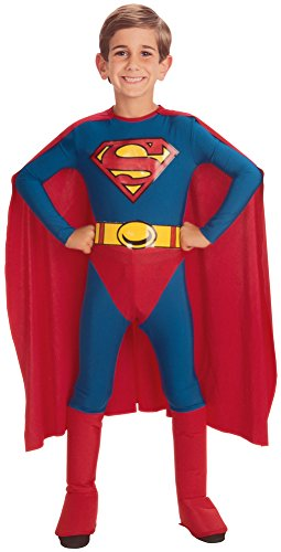 BESTPR1CE Toddler Halloween Costume- Superman Toddler Costume 2T-4T -
