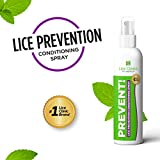 Lice Clinics of America Daily Lice Prevention Conditioning Spray - Repel Lice with 100% Natural Essential Oil