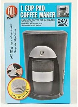Selx - Máquina de café y cafetera para camión, enrutador de 24 V ...