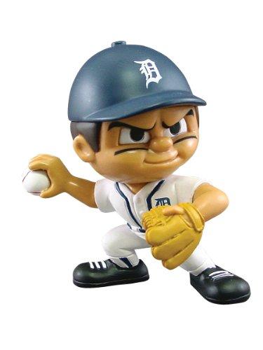 Figurine Pitcher (Lil' Teammates Detroit Tigers Pitcher MLB Figurines)