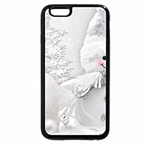 iPhone 6S / iPhone 6 Case (Black) Such a Sweet Snowman