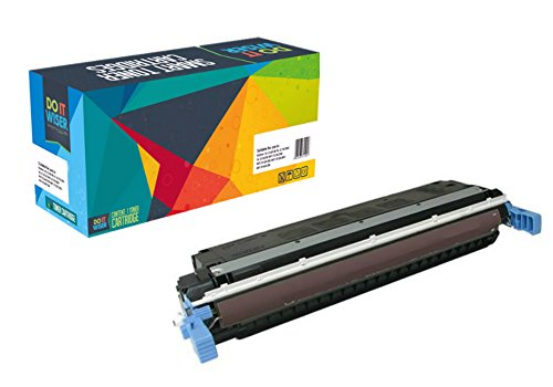 Do it Wiser Remanufactured Black Toner Cartridge for HP Laserjet Color 507X 500 M551 M551n M551dn M551xh M570dw M570dn M575c M575dn M575f - CE400X - Extra High Yield 11,000 pages