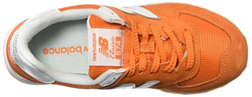 Orange Orange Baskets New Wl574v2 Femme Balance vintage 7xR7qIA1