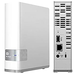 2TB My Cloud Personal NAS