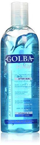Golba After Sun Gel Solar, 400 ml