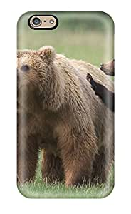 New Shockproof Protection Case Cover For Iphone 6/ Grizzly Bears Case Cover