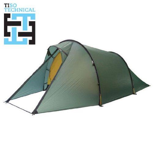 Hilleberg Nallo GT 2 Person Tent Green 2 Person
