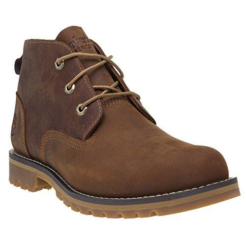 Timberland Larchmont Wp Chukka Mens Boots Tan