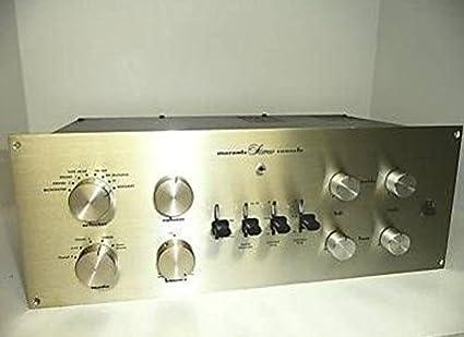 Amazon com : Vintage MARANTZ MODEL 7 7C Pre-Amplifier Vacuum