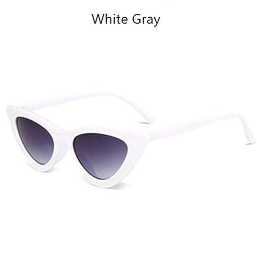 Gafas de Sol CatEye para Gafas de Sol Vintage Gafas para ...