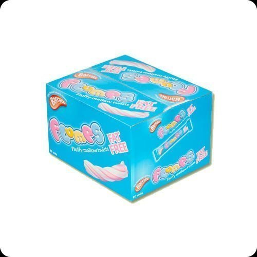 Candyland Flumps Marshmallow Twists - 80 Pack