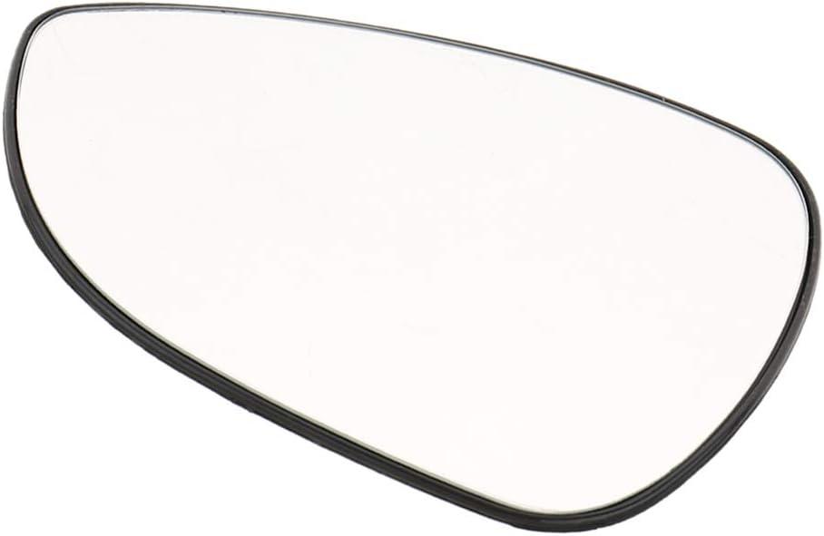 Ford Fiesta 2008-2017 Passenger Left Side Door Wing Mirror Heated Glass Convex