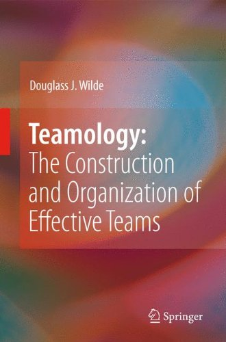 Download Teamology: The Construction and Organization of Effective Teams pdf epub