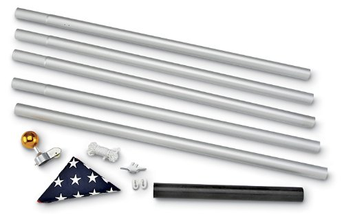 20 - ft. In - ground Pole Kit
