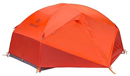 Marmot Unisex Limelight 2P Tent, Cinder/Rusted Orange - One Size by Marmot (Image #3)