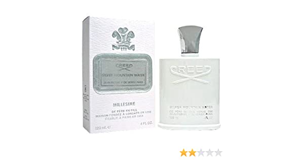 Amazoncom Silver Mountain Water By Creed For Men And Women
