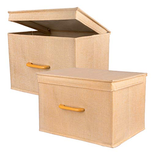 ACMETOP Collapsible Storage Bins Lids product image
