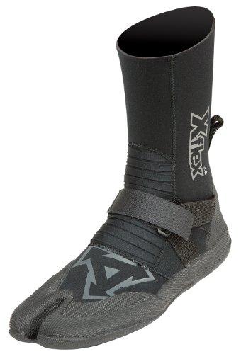 xcel xflex 3 mm split toe boots - 1