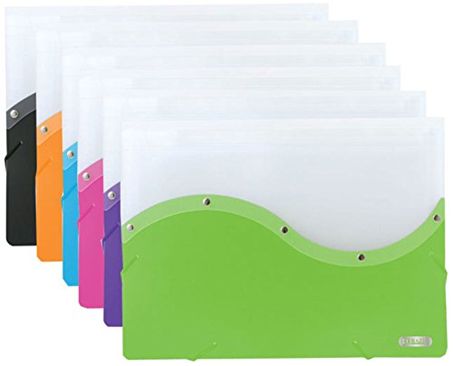 Bazic Two Tone Letter Size Document Case Case Pack 12 Computers, Electronics, Office Supplies, Computing