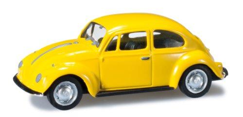 1/87 VW ビートル '69 ライトイエロー 022361-002