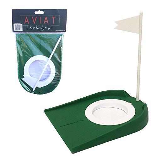 Aviat Classic Golf Putting Practice Cup   Golf Putting Hole