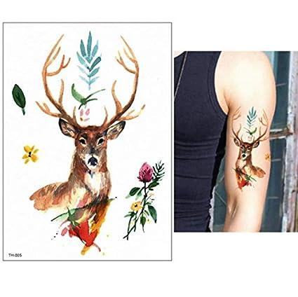 Tatuaje Tatuaje Temporal Y Arte Corporal Tatuajes Pegatina ...