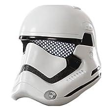 Star Wars Episode VII: The Force Awakens Child's Stormtrooper 2-Piece Helmet