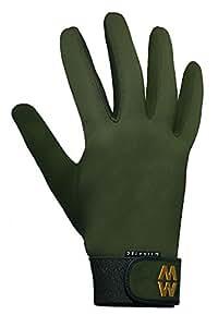 Macwet Winter Shooting Gloves Long Cuff 10.5 Green