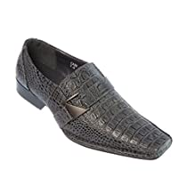 Alberto Fellini Mens Slip-On loafer Fashion PU Leather Dress Shoes For Wedding Party Office Work Church Or Other Formal Event
