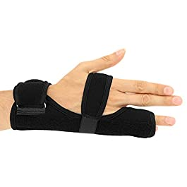 Soles Soles Neoprene Boxer Break Metacarpal Splint Brace