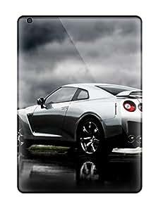 Pretty JNM6510BGwN Ipad Air Cases Covers/ Air Scratch Nissan Gtr 15 Series High Quality Cases