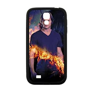 Supernatural handsome man Cell Phone Case for Samsung Galaxy S4