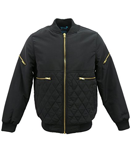 Quilted Flight Jacket - 2