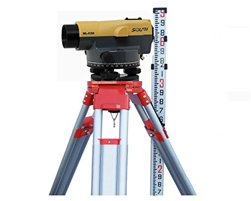 South NL-C32 Auto Level with rod & tripod package