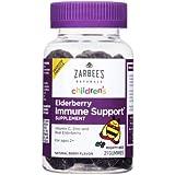 Zarbee's Naturals Children's Elderberry Immune Support Supplement (Pack of 24)